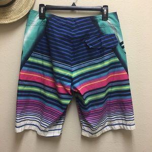 Oakley Swim - OAKLEY Men's Board Shorts Swim Beach Wear Size 32